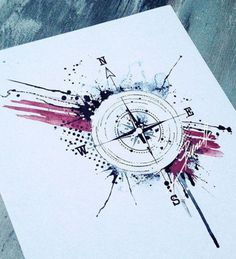 Compass design idea