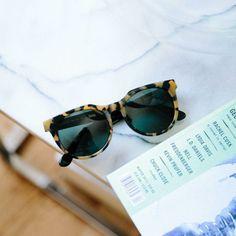 Han Kjøbenhavn™ union sunglasses at Madewell