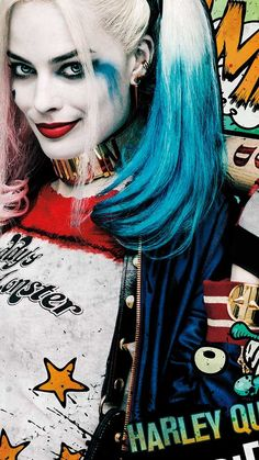 iPhone Wallpaper HD Harley Quinn Movie with image resolution pixel. You can use this wallpaper as background for your desktop Computer Screensavers, Android or iPhone smartphones Harley Quinn Tattoo, Harley Quinn Drawing, Harley Quinn Cosplay, Joker And Harley Quinn, Best Wallpaper Hd, Queens Wallpaper, Cute Wallpapers, Iphone Wallpaper, Screensaver Pictures