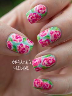Rose Nails ...