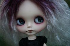 Zaloa's custom Blythes. Adorbs.