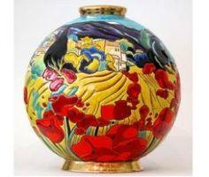 FAÏENCERIES ET ÉMAUX DE LONGWY SA. | Fiche détaillée Annuaire Officiel des Métiers d'Art de France : artisans art floral, verre, textile, terre, cuir, bois