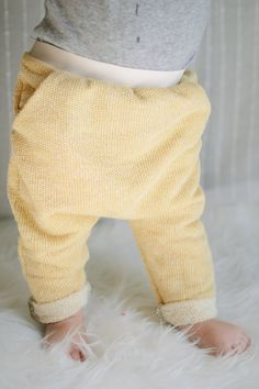 Baby Harem Pants by AnchoreDeep on Etsy                                                                                                                                                                                 More