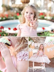 Sweet Fairytale Princess Birthday Party