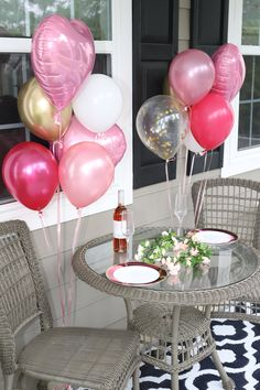 Looking for a sweet way to celebrate your sweetie? 💞 We love this simple, balloon dinner for two! Where To Buy Balloons, Become A Distributor, Dinner For Two, Sweetest Day, Best Part Of Me, Ceiling Lights, Simple, Inspiration, Beautiful