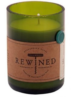rewined candle merlot