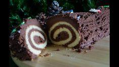 κορμός σοκολατένιος χριστουγεννιάτικος CuzinaGias