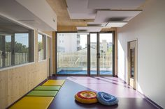 Galería de Guardería D3 / Gayet-Roger Architects - 3