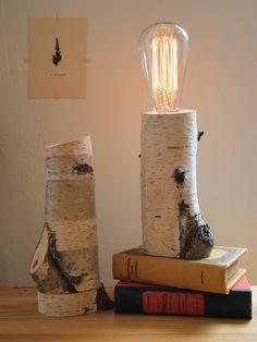 Bacon & Descartes  Birch Light   Bouleau