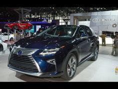 Lexus RX 450H Hybrid 2015