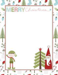 5 Plantillas para escribir la carta a Papá Noel y a los Reyes Magos