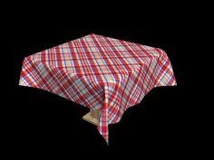 3ds Max Tablecloth(3ds max Masa örtüsü modelleme) - YouTube