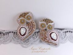 Best Seed Bead Jewelry  2017  6 Awesome Beaded Owl Jewelry Tutorials to Try!