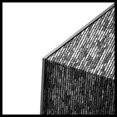 Ansgar Artwork: #UrbanGeometry project day 258 - Sharp