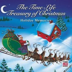The Time-Life Treasury of Christmas: Holiday Memories Time Life Records http://www.amazon.com/dp/B00006D2T8/ref=cm_sw_r_pi_dp_i2x3ub08XMQFF This is one of my favorites!! :D <3