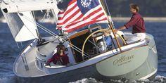 Bruckmann Daysailer 42: an old style sailboat with a modern heart