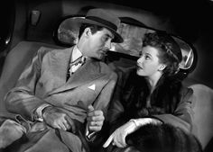 Laraine Day with Cary Grant in Mr. Lucky (1943)