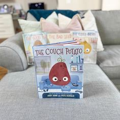 Feeling fried? Peel yourself on the couch and meet your new pal-tato! The winning fourth picture book from the #1 New York Times bestselling creators of The Bad Seed, The Good Egg, and The Cool Bean, Jory John and Pete Oswald, will get you and your kids moving! 📸 @childrenslitlove
