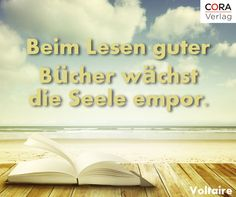 Lesen Zitat Buch Voltaire Coraverlag Beruhmte Zitate Tolle Zitate
