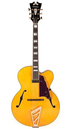 D'Angelico Model EXL1/NAT Electric Guitar W/Factory Case A Classic Revived - New #DAngelico
