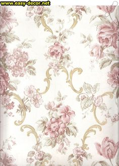 Floral-pattern-wallpaper-4