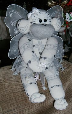 Sock Monkey Fairy £17.99 plus postage £ 4.50