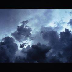 One beautifully dark and rainy day