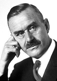 Thomas Mann (1875-1955).