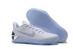 big sale 3f135 52ab4 Cheap Nike Kobe A.D. 12 Limited Edition White Silver Top Deals Fkkis