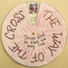 AMAZING arts and crafts for Lent