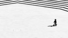 "ph. ©Germana de Chellis "" urban minimal"""