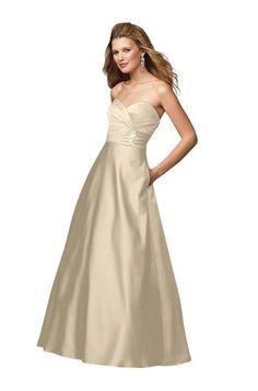 Alfred Angelo 7166 Bridesmaid Dress | Weddington Way