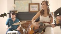 Perfect processional or recessional music! Emily Hearn - Found a Heart (Official Music Video)