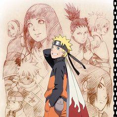 Swimy pondrá el nuevo ending del Anime Naruto Shippuden. Naruto Uzumaki, Anime Naruto, Naruhina, Sarada Y Sasuke, Shikamaru, Naruto Art, Shikatema, Kakashi Hatake, Sasunaru