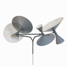 "andreperron: "" Lampe de Marseille designed in 1954 by le Corbusier """
