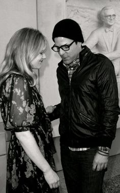American Horror Story || Lily Rabe and Zachary Quinto