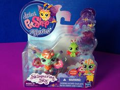 The Littlest Pet Shop Fairies - SunScape Opening Toy Review