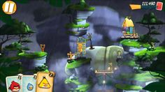 Angry Birds 2, Level 5,#AngryBirds2, #AngryBirds, #PuzzleVideoGame, #KoZnaZna, #games