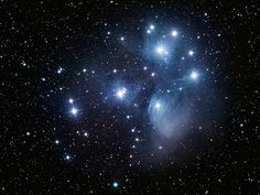 Seven Sisters  Photograph by Greg Parker, My Shot    Also known as the Seven Sisters, the star cluster M45—seen in a picture submitted May 7 to National Geographic's My Shot—contains more than 3,000 stars and is one of the brightest clusters known, according to NASA. At about 400 light-years away, M45 is also one of the closest star clusters to Earth.