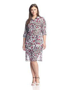 Melissa Masse Plus Women's Shirt Dress, http://www.myhabit.com/redirect/ref=qd_sw_dp_pi_li?url=http%3A%2F%2Fwww.myhabit.com%2Fdp%2FB00V5ZLNOQ%3F