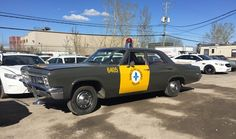 Old Police Cars, Commercial Vehicle, Law Enforcement, Cops, Firefighter, Cars Motorcycles, Muscle Cars, Police Vehicles, Emergency Vehicles
