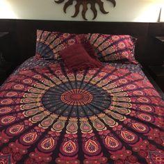 Sweet Dreams Mandala Tapestry Duvet Cover & Pillowcases