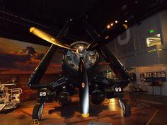 Goodyear Corsair FG-1D, Museum of Flight