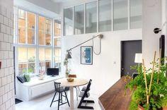 Extraordinary Swedish dwelling gets refreshed