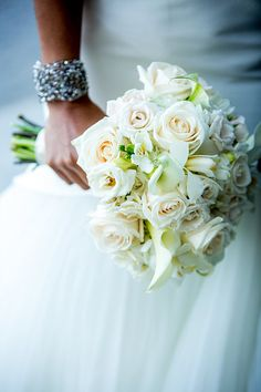 Real Wedding: Jason and Brettnee's Fashion Inspired Wedding | HOME - Black Nuptials