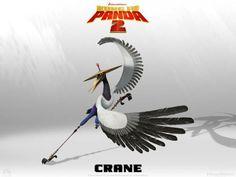 Kung Fu Penda 2, film animé