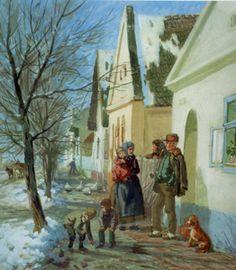 Donauschwaben Banat Biographies: Jäger, Stefan Art Collection