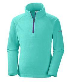 643f62bf257 GIRLS  GLACIAL™ FLEECE HALF ZIP JACKET  fleece  jacket  columbia Chaqueta  Columbia