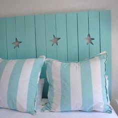 Sally Lee by the Sea Coastal Lifestyle Blog: Interior Design: 10 Custom Headboard Ideas