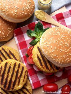 Hamburger di ceci by Mirepoix